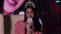 Catriona Gray shares tip on how to prepare for Miss Universe