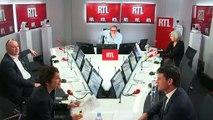 Manuel Valls, invité de RTL