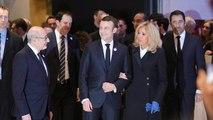 Emmanuel Macron se reúne con los principales líderes judíos de Francia