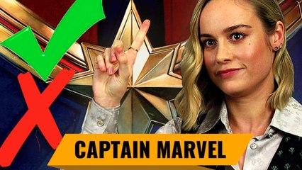 Das hat Thanos gesagt?! So gut kennt Captain Marvel das MCU | Interview mit Brie Larson