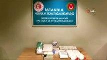 Sabiha Gökçen Havalimanı'nda kaçak kanser ilacı operasyonu