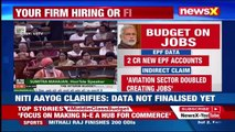 Budget 2019: Tax rebate for middle class, sops for farmers, MSMEs