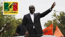 Senegal poll: Idrissa Seck rallies ahead of vote