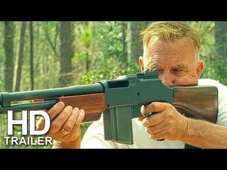 THE HIGHWAYMEN Official Trailer (2019) Kevin Costner, Woody Harrelson Movie HD