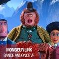 MONSIEUR LINK (Thierry Lhermitte, Eric Judor) - Teaser Intro César