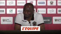 Vieira «Allan Saint-Maximin jouera à Amiens» - Foot - L1 - Nice