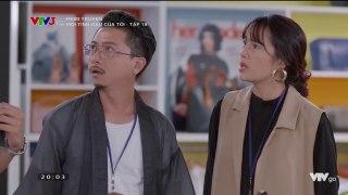 Moi tinh dau cua toi tap 18 ban chuan VTV3 Moi tin