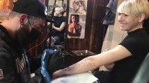 Mons: un salon de tatouage en plein centre commercial des Grands Prés