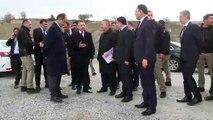 Cumhurbaşkanı Yardımcısı Oktay, Sorgun-Çekerek yolunda incelemelerde bulundu - YOZGAT