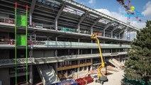 Roland-Garros 2019 - Les travaux du futur Roland-Garros, le compte à rebours lancé
