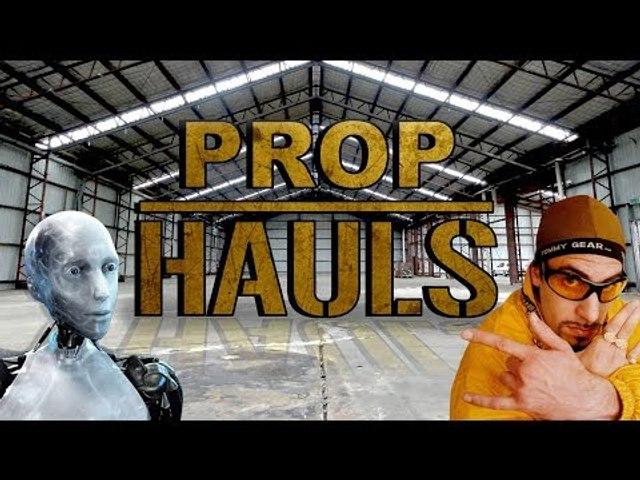 Prop Hauls Ep.1 - NS5 is ALIVE!