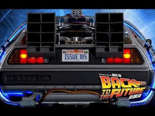 Building the DeLorean Issue #105