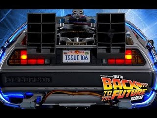 Building the DeLorean Issue #106
