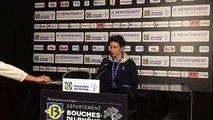 """Tennis - Open 13 Provence : """"Je n'ai pas eu l'impression de surjouer"""" (Humbert)"""