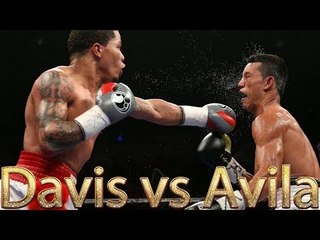 Gervonta Davis vs Guillermo Avila (Highlights)