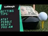 Golf Betting Tips: AT&T Pebble Beach Pro-Am