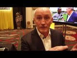 BARRY McGUIGAN ON CARL FRAMPTON v SANTA CRUZ (2) LEE SELBY, EDDIE HEARN, BARRY HEARN & SCOTT QUIGG