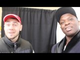 DILLIAN WHYTE - 'BRYANT JENNINGS - YOU PU*SY!' - BODYSNATCHER GOES IN ON CHISORA, BROWNE & JENNINGS