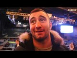 'HELLO TONY BELLEW. TRAINING GOOD. TRAINING HARD. MAYBE WE SEE EACH OTHER IN FUTURE' - MURAT GASSIEV