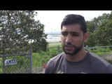AMIR KHAN OPENS UP ON MANNY PACQUIAO SITUATION, TALKS BROOK-SPENCE, & MAYWEATHER v McGREGOR
