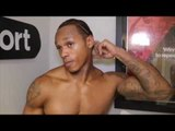 BEAST!! ANTHONY YARDE REACTS TO BLISTERING 1st ROUND TKO WIN TARGETS SOUTHER AREA CHAMP CHRIS HOBBS