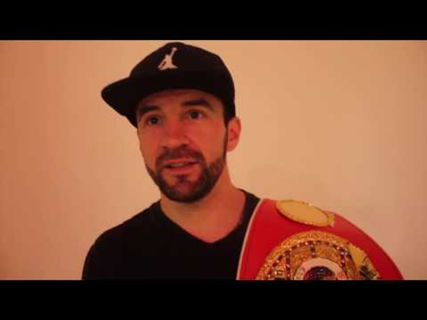 LEE HASKINS - 'THESE FIGHT ARE ABOUT PUTTING MONEY IN THE BANK FOR MY KIDS I DONT CARE ABOUT LE