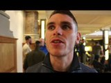 'I WAS SURPRISED JAZZA GOT THE RIGNODEAUX FIGHT' - THOMAS PATRICK WARD ON CLASH WITH JAZZA DICKENS