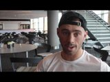 'I JUST DISLIKE HIM AND I CANT WAIT TO PUNCH HIM!'-  UNDEFEATED RYAN KELLY AHEAD OF CLASH W/ HARPER