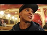 'HE KEPT LOOKING AWAY - SO I TOLD HIM TO LOOK IN MY EYES' - ANTHONY YARDE ON CHAMPION CHRIS HOBBS
