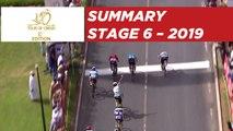 Stage 6 - Summary - Tour of Oman 2019