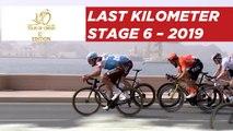 Stage 6 - Last Kilometer - Tour of Oman 2019
