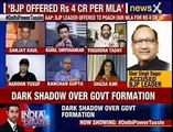 India Debate: Kejriwal's #StingStunt exposes BJP