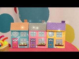 Paper Bag House | Mister Maker