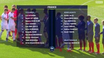 U18, amical, France-Italie (3-0), résumé et réaction