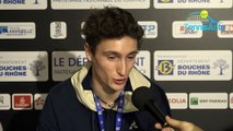 """ATP - Marseille 2019 - Ugo Humbert : """"On fera les comptes à la fin de la semaine"""""""