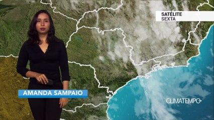 Previsão Grande SP – Chuva pela manhã