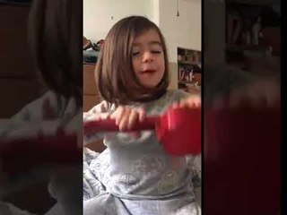 Toddler Death Metal Growls | MetalSucks
