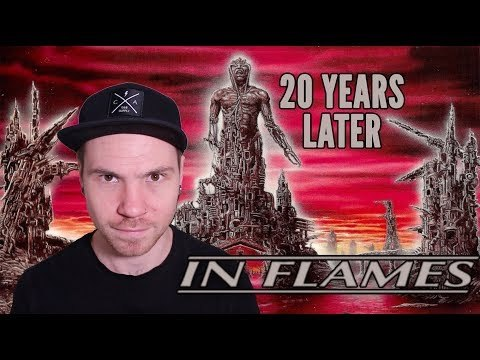 IN FLAMES' 'Colony' Turns 20 Years Old   Apocalyptic Anniversaries