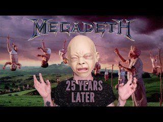 """MEGADETH's """"Youthanasia"""" Turns 25 Years Old 
