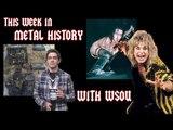 This Week in Metal History with WSOU, February 20, 2019   MetalSucks