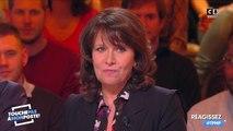 Carole Rousseau c'est différent entre C8 et TMC