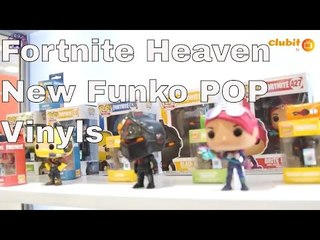 Fortnite Heaven! New Funko POP Vinyls Released at Toy Fair 2019