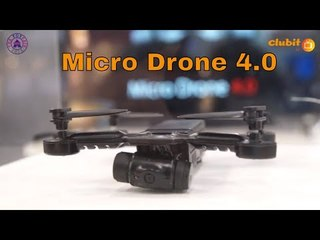 Micro Drone 4.0 bridges gap between entry level and professional drones