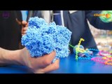 Learning Resources Artie Robot Coding Critters Stems Playfoam Beaker Creatures