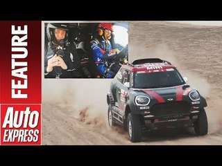 Behind the scenes at the Dakar Rally: is it the world's toughest race?
