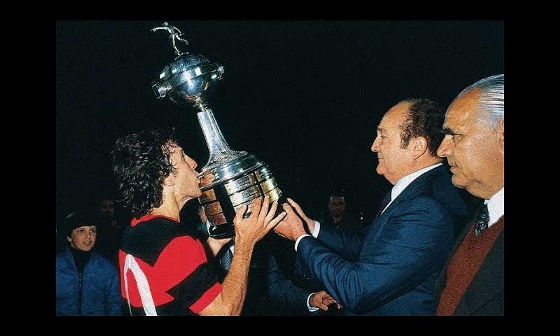 Flamengo Campeão da Libertadores 1981 - Campanha Completa