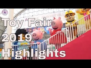 London Toy Fair 2019 Highlights