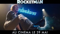 Rocketman Bande-annonce VF (2019) Taron Egerton, Jamie Bell