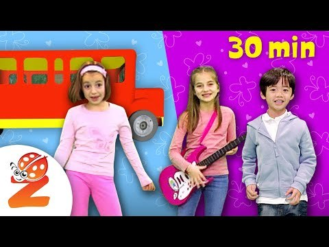 The Essential Educational & Counting Rhymes   Zouzounia TV