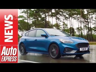 New Ford Focus ST arrives with 276bhp